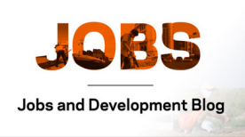 Jobs and Development Blog