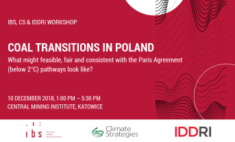 coal transitions in poland