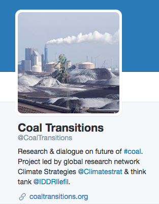 Coal Transitions